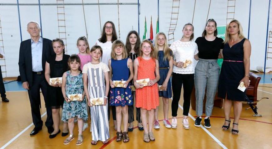 PLODNA ŠKOLSKA SPORTSKA GODINA – Zagrebačka županija ima pet ekipnih prvaka
