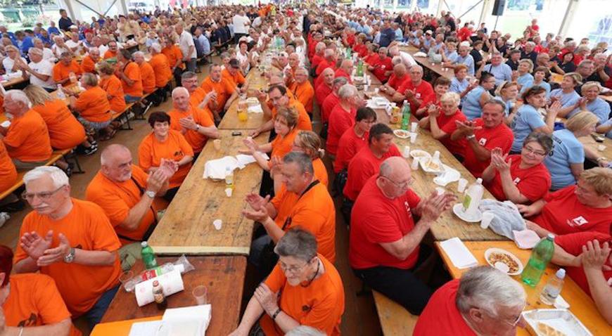 Sportski susreti Zajednice umirovljenika okupili više od 1500 sudionika