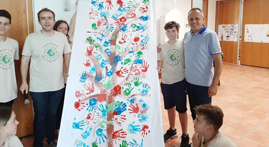 Na Dječjem ljetu sudjelovalo 150 djece i 50-ak volontera