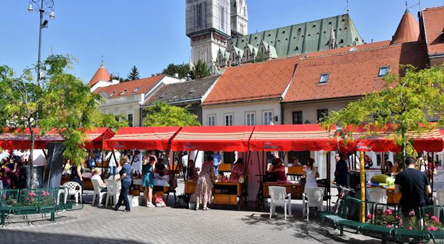 Više od 100 udruga sudjeluje na Tjednu udruga na Europskom trgu
