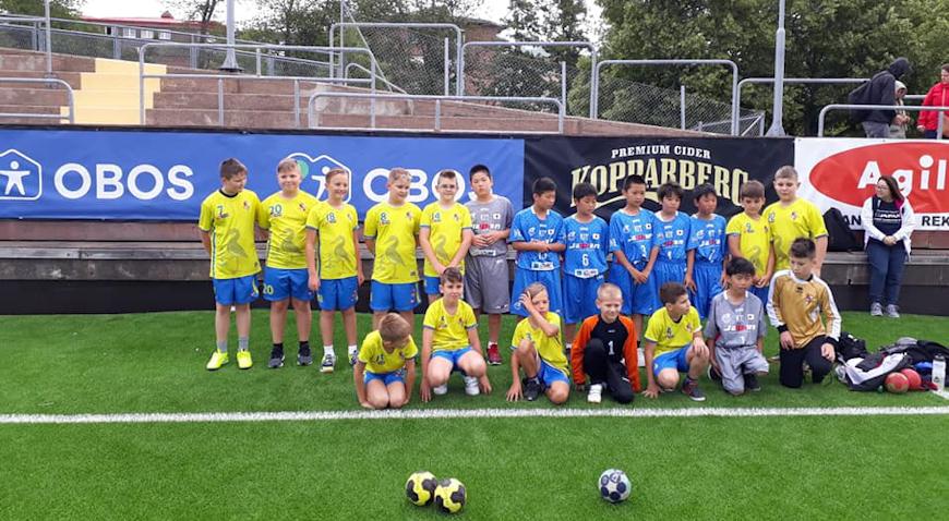 Rukometaši Rugvice odigrali prve utakmice u Švedskoj
