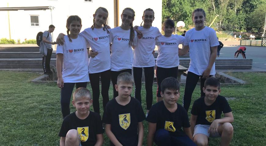 OTVOREN PARTILLE CUP – Rugvičanke startale s dvije pobjede
