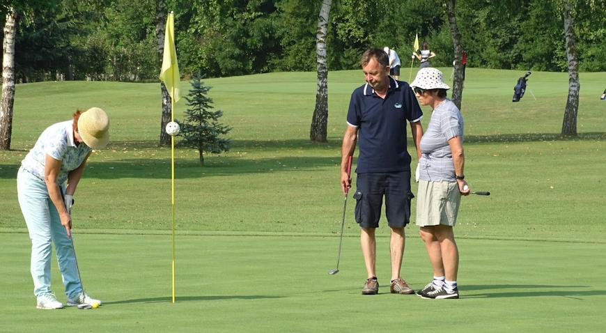 Golf turnir u Zaprešiću okupio 28 igrača