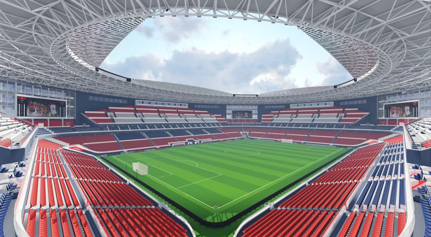 Ovako će izgledati novi stadion u Velikoj Gorici