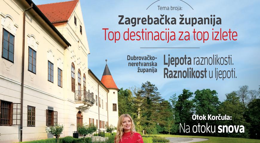 Velika promocija Zagrebačke županije u 130 zemalja svijeta