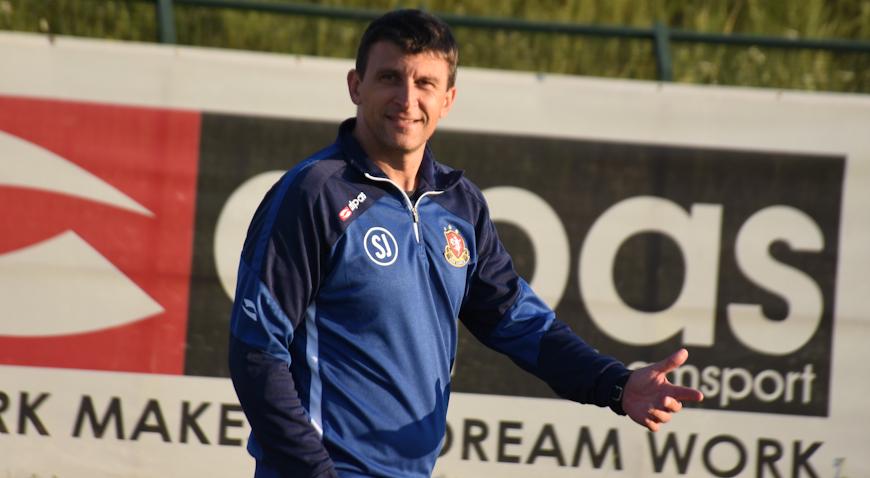 Sergej Jakirović: Moramo nastaviti tamo gdje smo stali prošle sezone