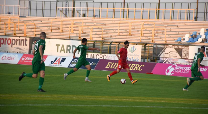 FOTO: Pobjeda i remi nogometaša Gorice u dvostrukom programu