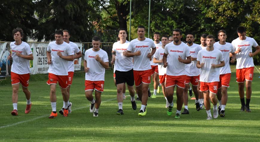 FOTO: Perica Vidak poveo Kurilovec u novu sezonu