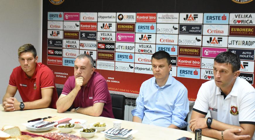 U Gorici se s optimizmom gleda prema novoj sezoni