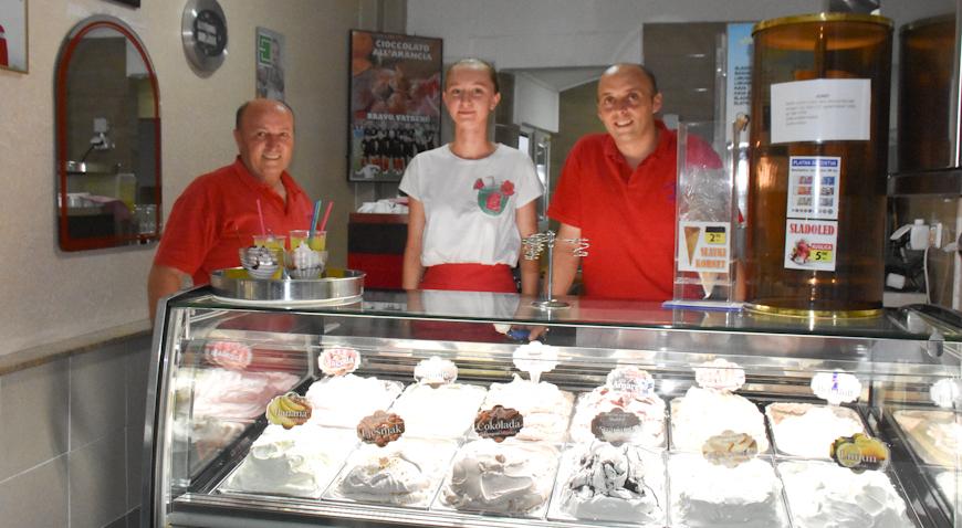 Na sladoledu u Dubravi – tko jednom proba ovaj sladoled, rado se vraća