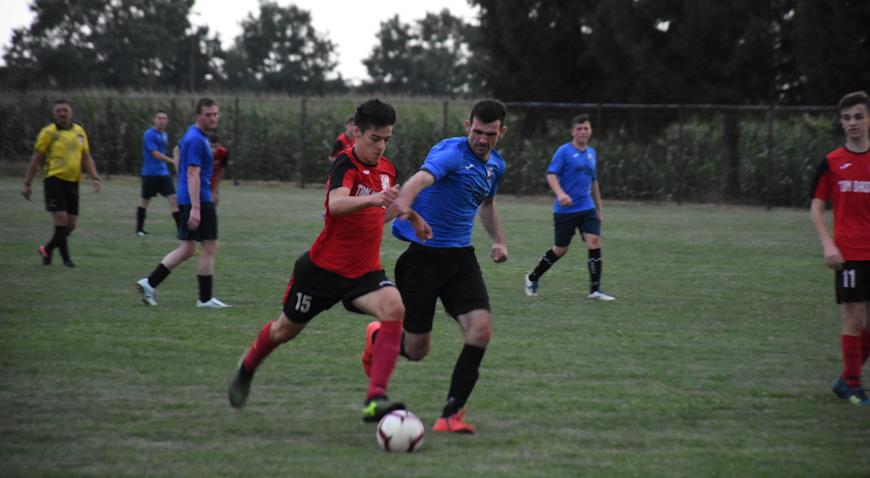 FOTO: Poraz Dubrave u prvoj pripremnoj utakmici