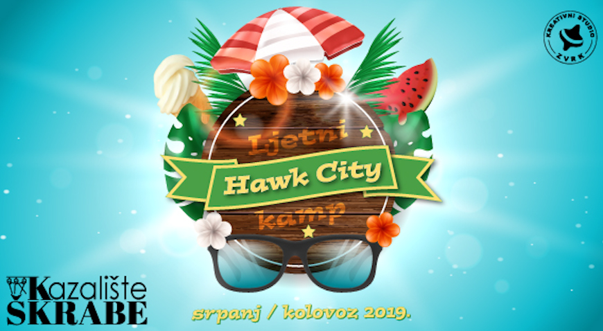 Započinje Ljetni kamp Hawk City 2019.