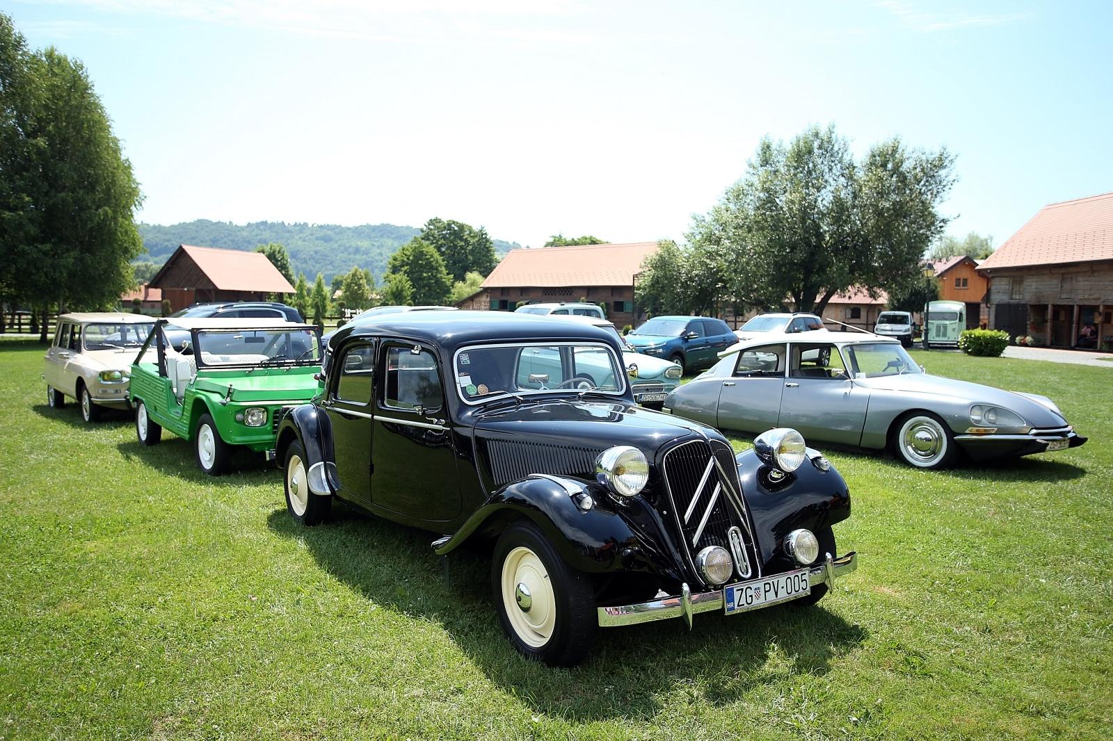 Najmasovnije okupljanje simpatizera Citroënovog spačeka stiže u Samobor
