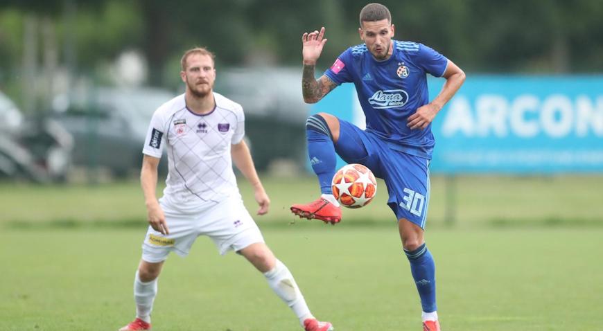 Dinamo zgodicima Gavranovića i Gvardiola svladao Austriju Klagenfurt