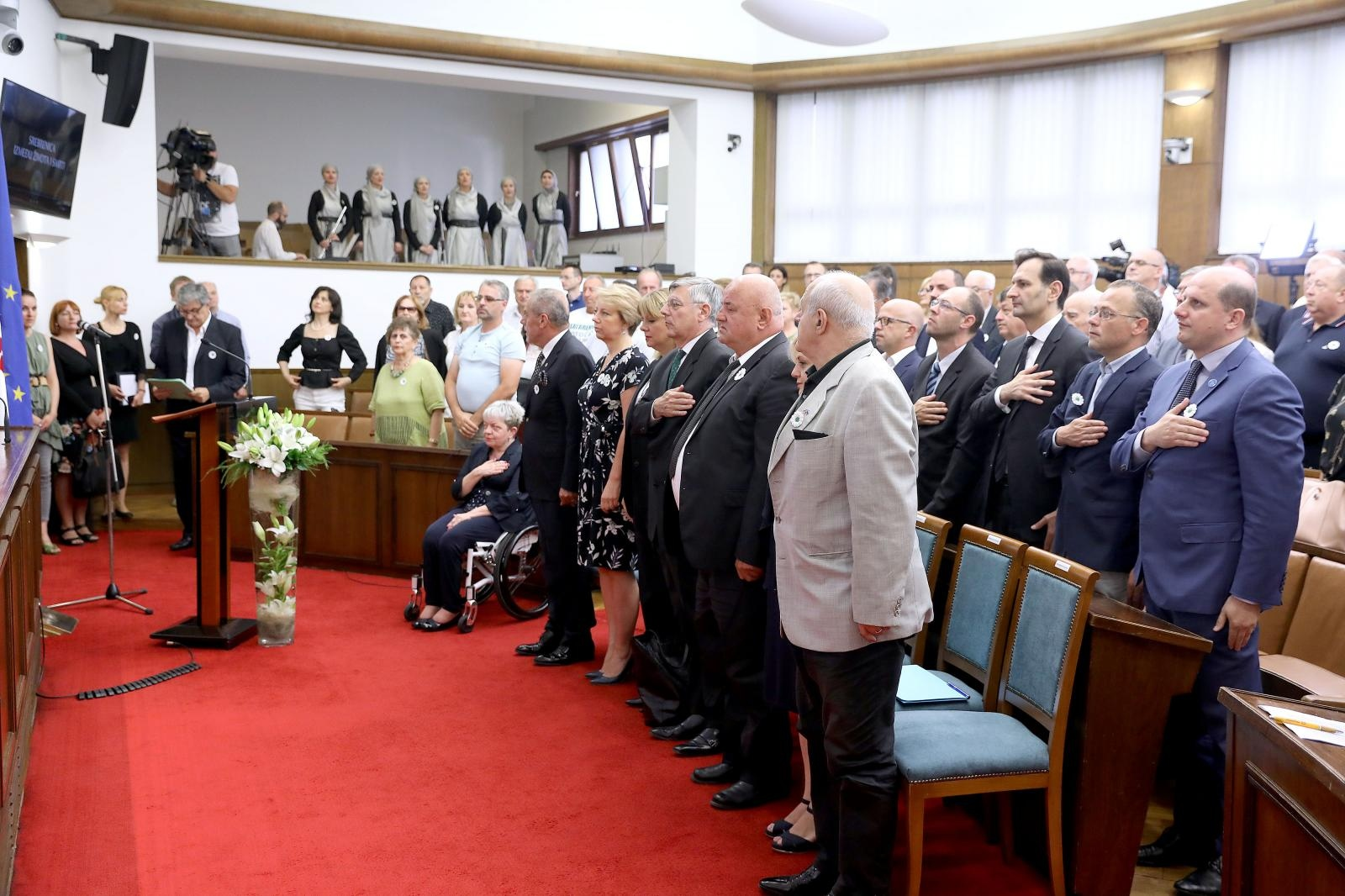 Željko Reiner: Istina je važna zbog žrtava, ali i zbog preživjelih i njihovih obitelji