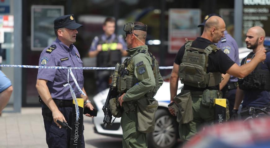 Policija još uvijek traga za pljačkašem banke iz Črnomerca