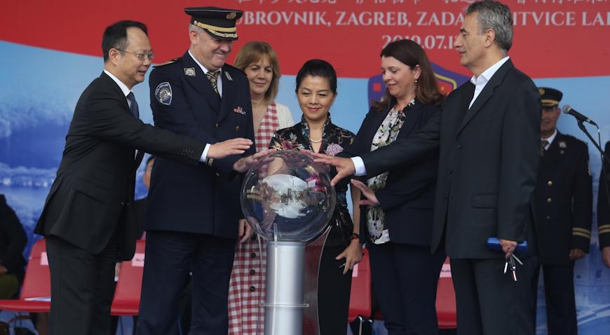 Zajednička policijska patrola za veću sigurnost tijekom turističke sezone