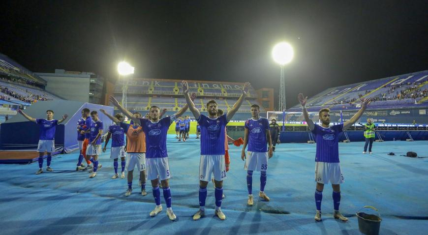 Prođe li Gruzijce Dinamo ide na pobjednika susreta Ferencvaros-Valetta