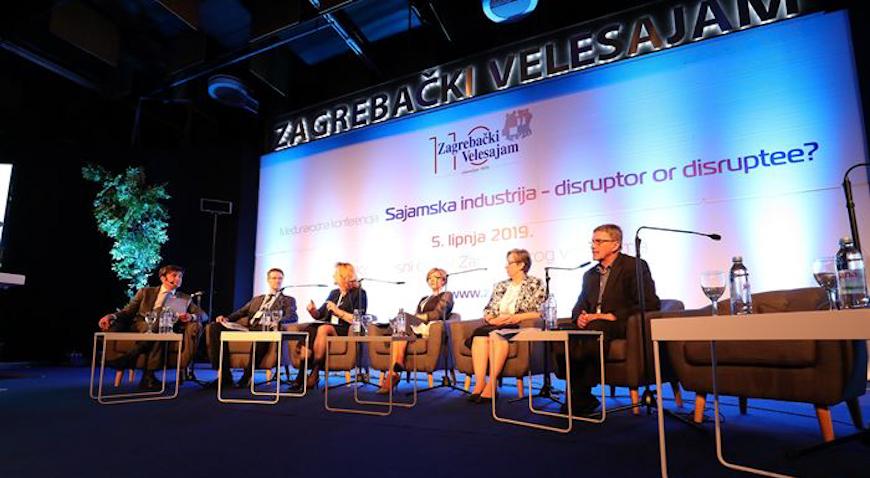 Zagrebačkom velesajmu nagrada za izniman doprinos razvoju sajamske industrije