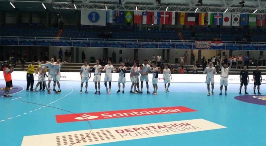 Juniori Hrvatske u polufinalu Svjetskog prvenstva