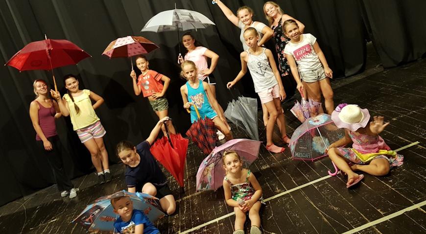 FOTO: Uspjeh prvog dijela Ljetnog kampa Hawk City