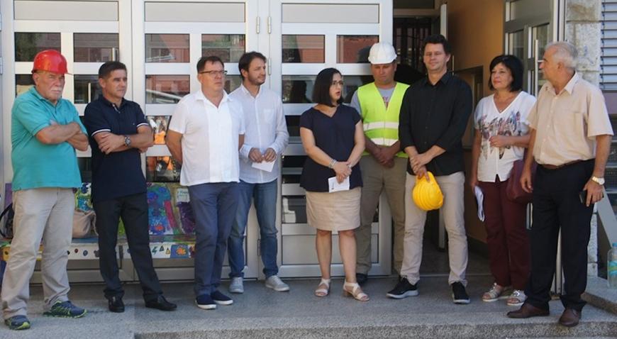 Započeli su radovi na nadogradnji OŠ Samobor vrijedni 2,4 milijuna kuna
