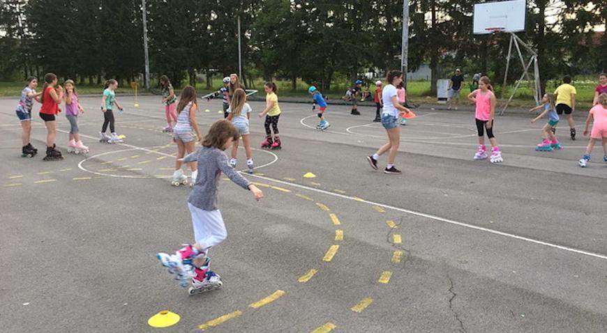 Ljetna igraonica privukla rekordan broj djece