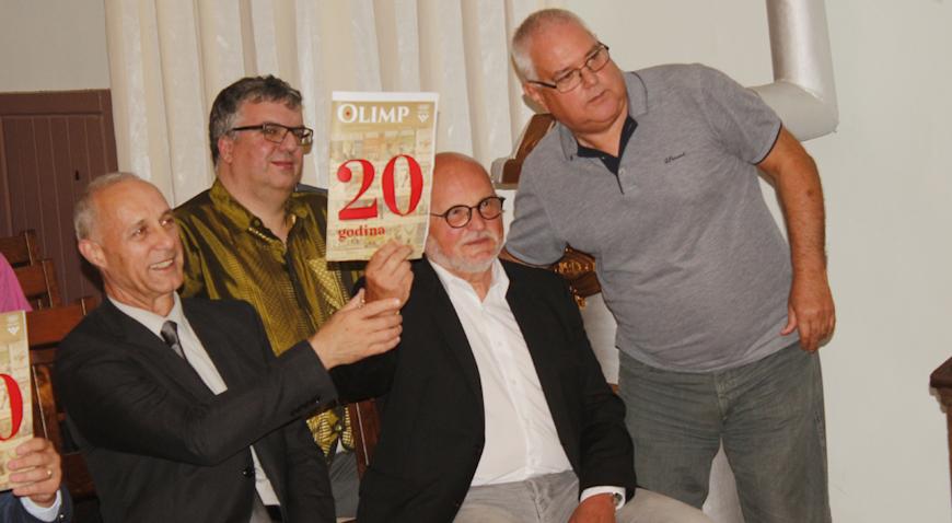 Dva desetljeća kontinuiranog izlaženja Olimp proslavio u Mraclinu