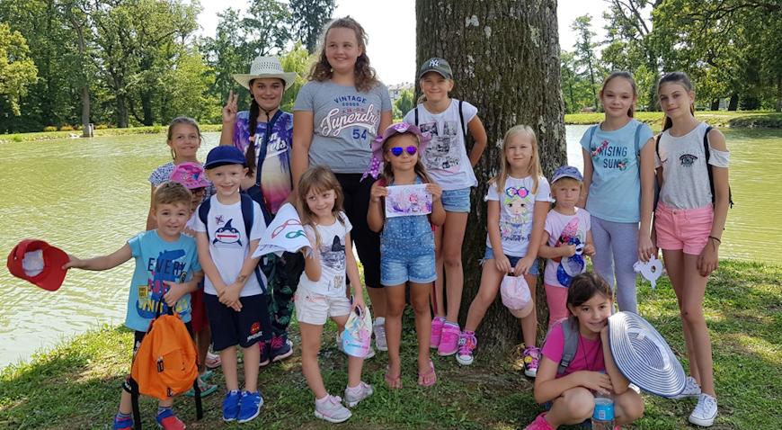 FOTO: Uspješno održan treći Ljetni kamp Hawk City