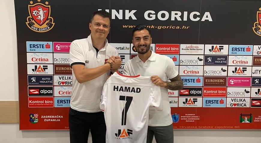 Bivši švedski reprezentativac pojačao redove HNK Gorice