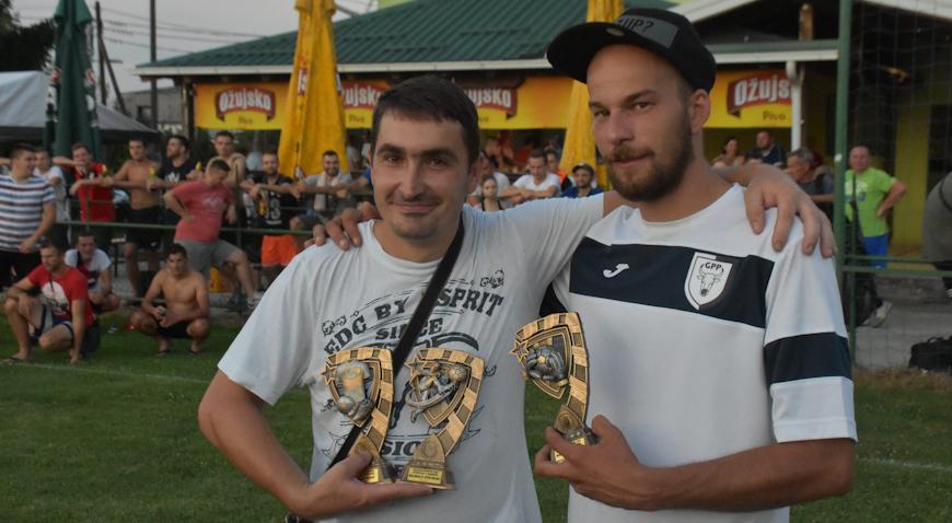 FOTO: Kuče šampion, pojedinačna priznanja Andreasu Šejiću i Martinu Štubanu