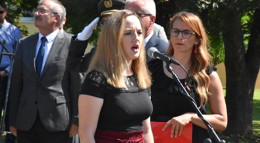 """VIDEO: """"Moja domovina"""" uveličala otvorenje spomenika u Pokupskom"""