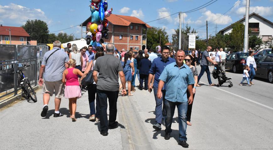 FOTO: U Jalševcu Nartskom proslavljena Velika Gospa