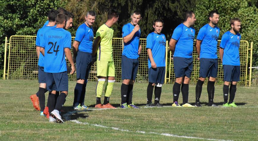NK Dubrava u nedjelju igra za obitelj Slunjski