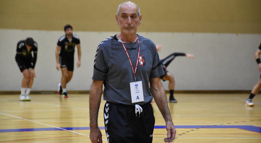Drago Kovačević: Primarni je cilj ostanak, no borit ćemo se za ulazak u Ligu za prvaka