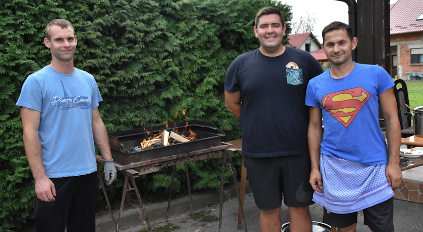 Posavski majstori roštilja