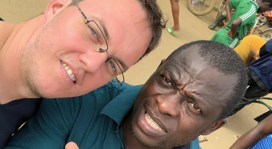 Upoznajte našeg Kazu, simpatičnog Kamerunca koji je dom pronašao upravo u Hrvatskoj