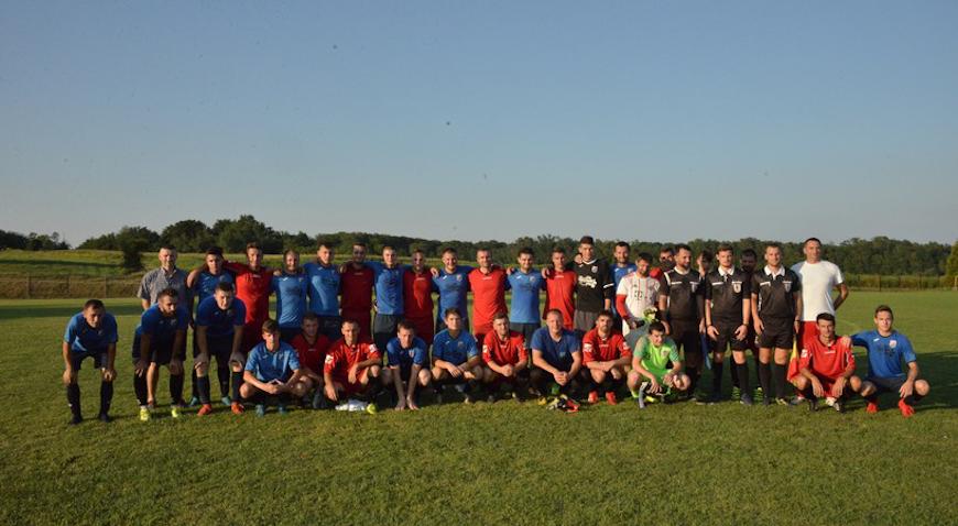 LOVREČEVO U TUČENIKU – Slavljeničkih pola stoljeća nogometaša Graničara