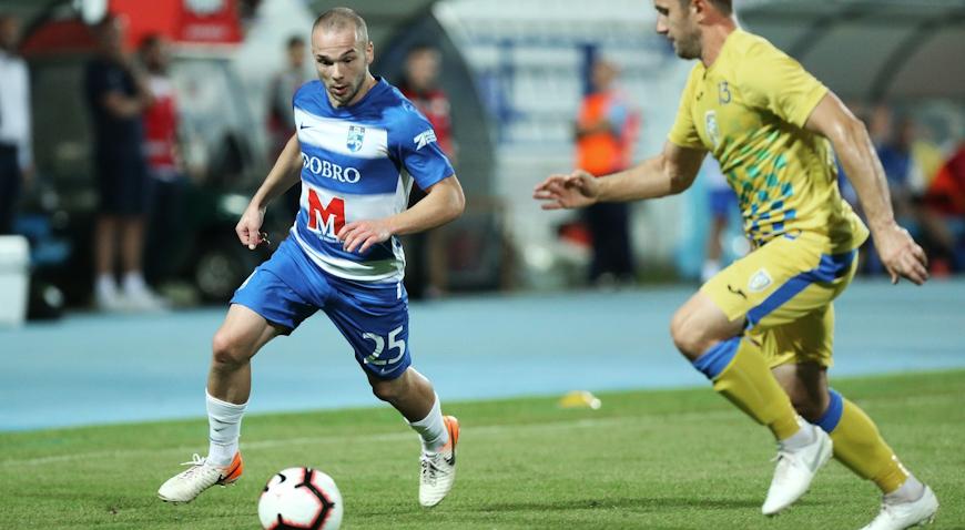 Osijek u nastavku preokrenuo Inter
