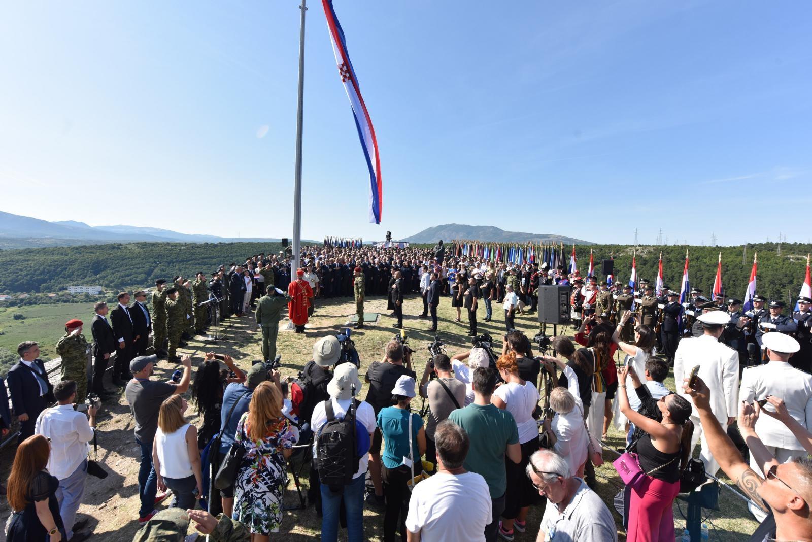 VIDEO: Dan pobjede u Kninu obilježilo mnoštvo emocija i ponosa