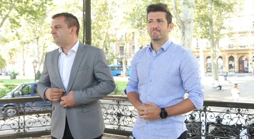 HSLS predstavio kandidata za predsjedničke izbore – u utrku ulazi ekonomist Dejan Kovač