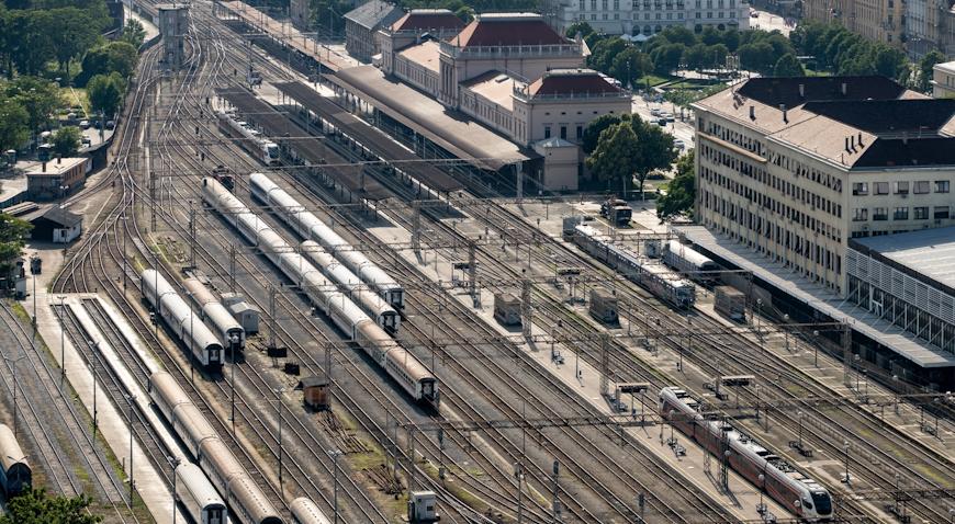 Na Glavnom željezničkom kolodvoru zapalio se vagon