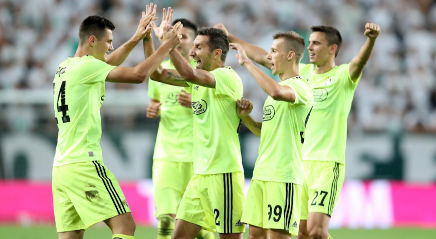 Dinamo razbio Ferencvaros i stigao na korak do Lige prvaka