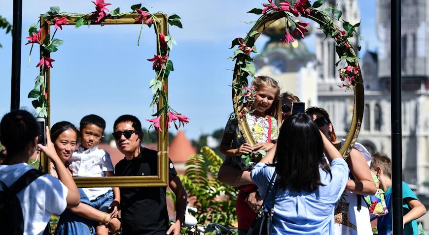 FOTO: Ljeto na Strossu privlači brojne turiste