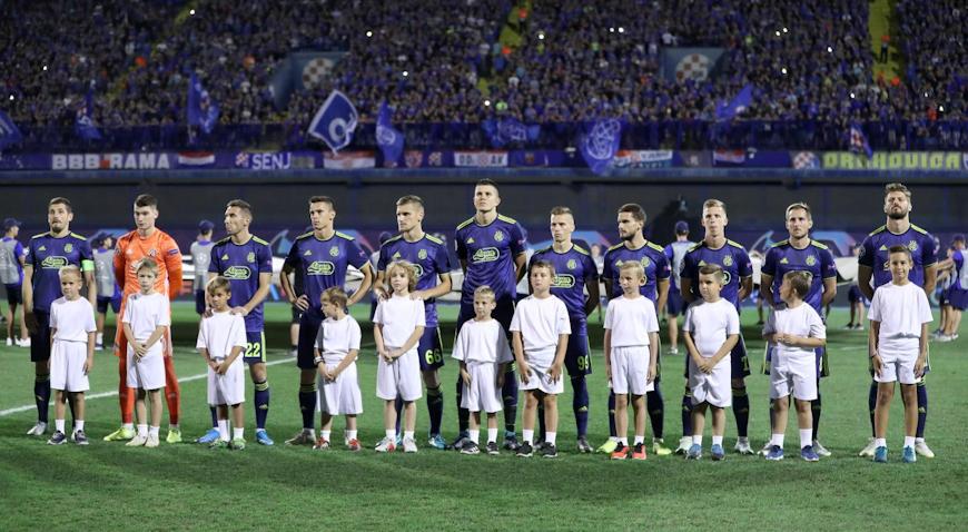 Dinamo krupnim koracima gazi prema Ligi prvaka