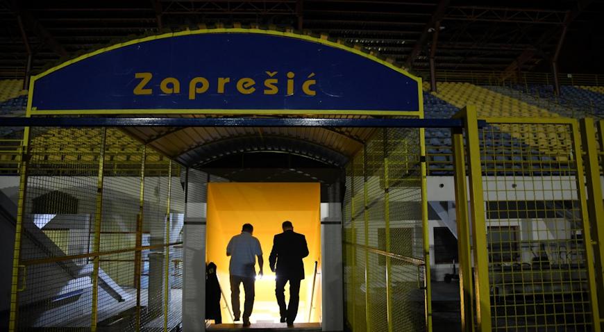 KAOS U ZAPREŠIĆU – Prekinut susret Intera i Lokomotive