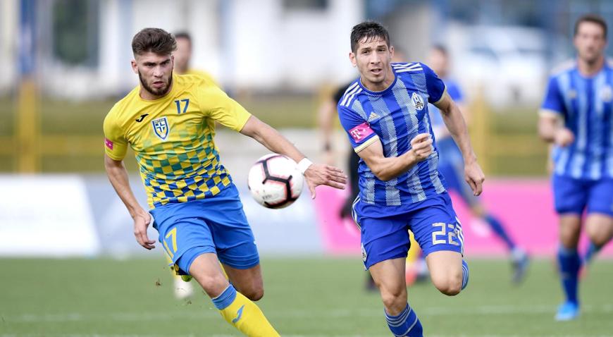 Lokomotiva slavila u jučer prekinutoj utakmici u Zaprešiću