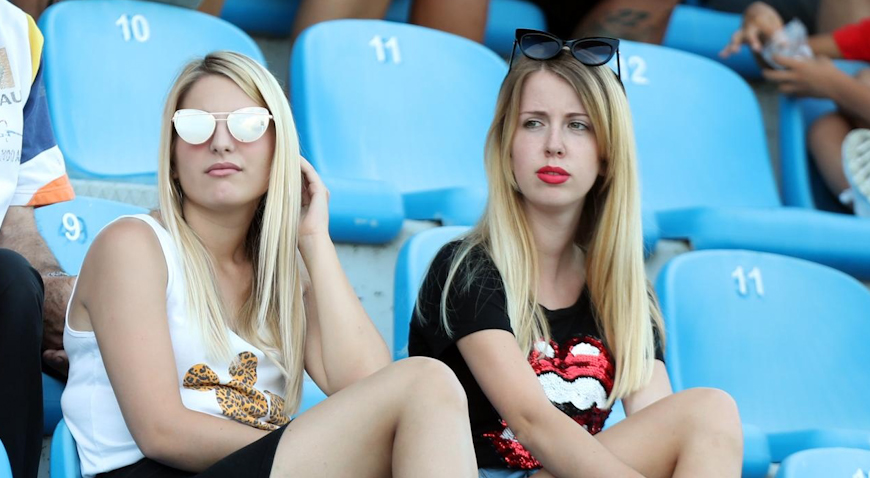 Lijep prizor s Gradskog stadiona u Velikoj Gorici