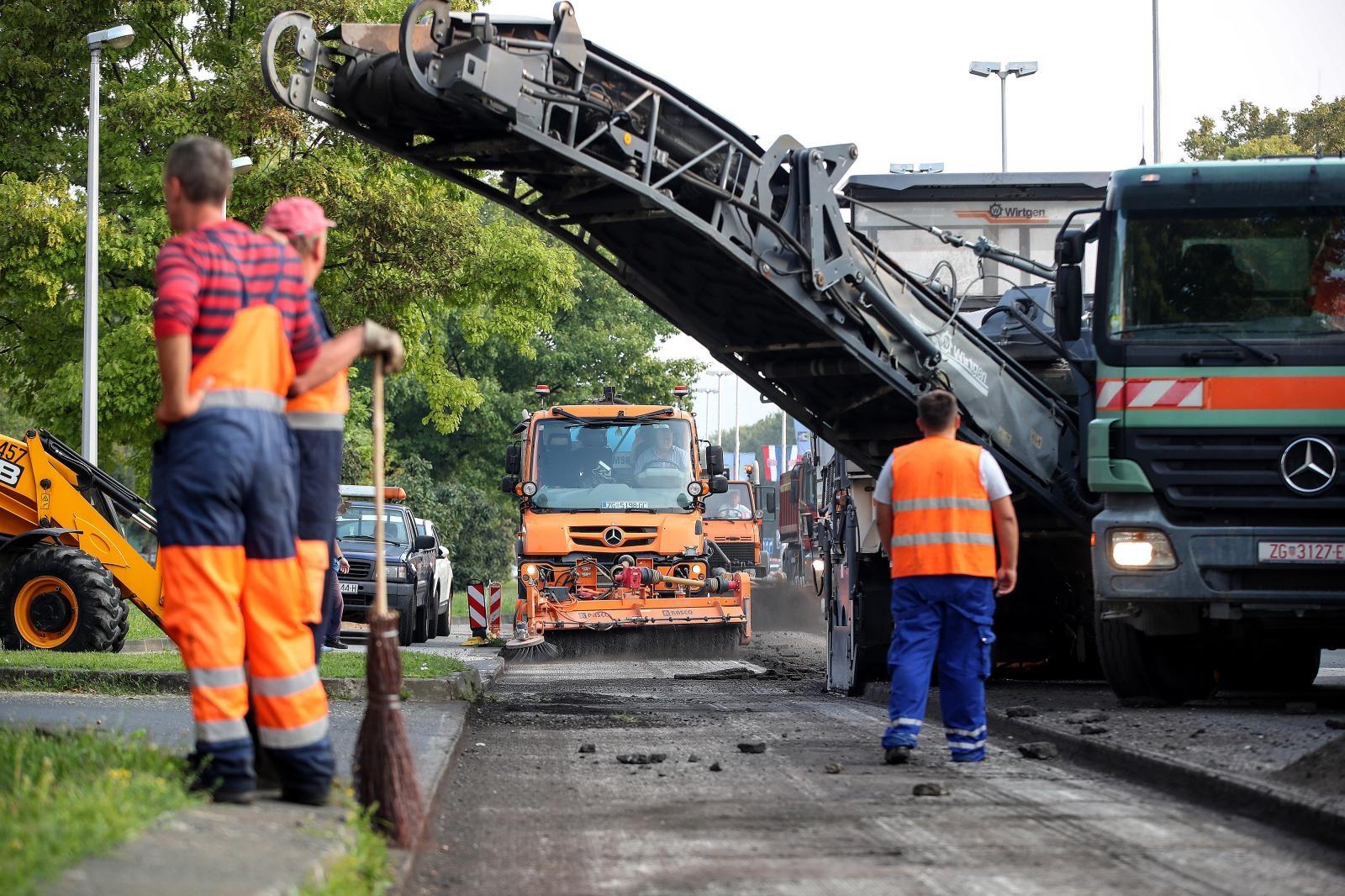 Započela 2,5 milijuna vrijedna obnova Ulice Savezne Republike Njemačke
