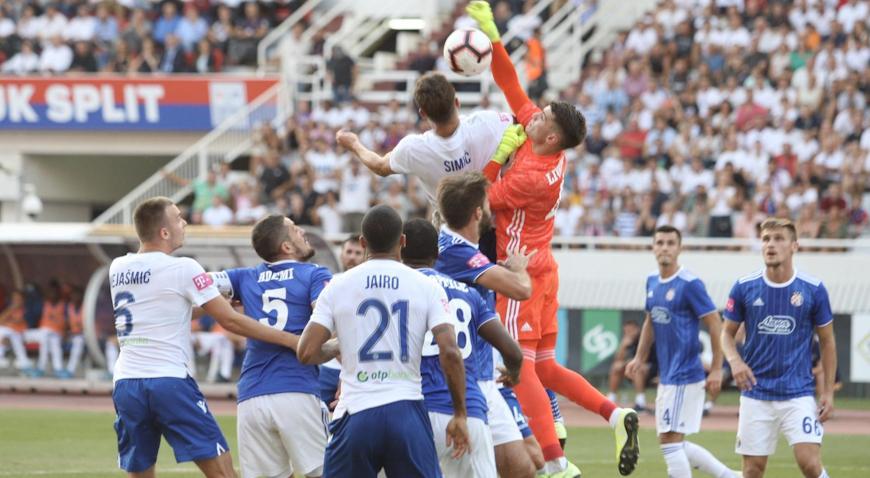 Hajduk na Poljudu porazio Dinamo i zasjeo na vrh
